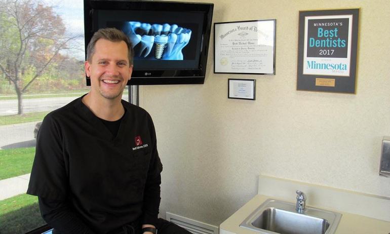 Dr. Brett Moore - Doctor at Smile Design Dentistry
