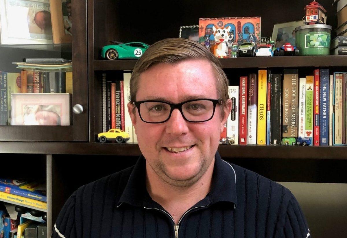 Kevin Lenaghan