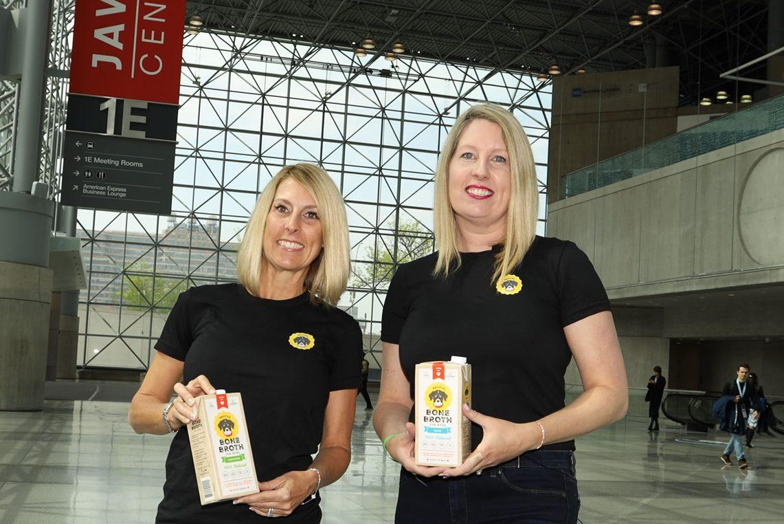 Sue Delegan and Kim Hehir