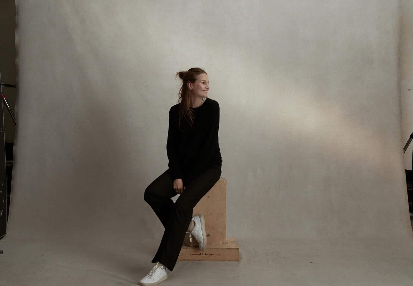 Riley Uggla - Fashion Designer and Founder of Riley Studio