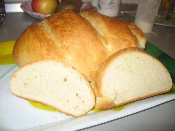 Домашний хлеб - рецепт с фото | Идея Меню