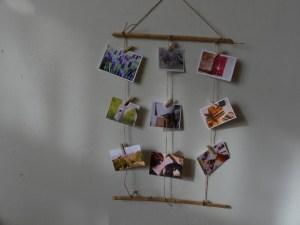 Colgador de fotografías