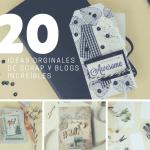 20 ideas de scrapbook y los 20 mejores blogs de scrap