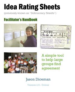 Download the Idea_Rating_Sheets_Facilitator's Handbook_(6MB PDF)