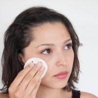 Consejos para limpiar o desmaquillar la cara