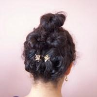 3 peinados para crespas