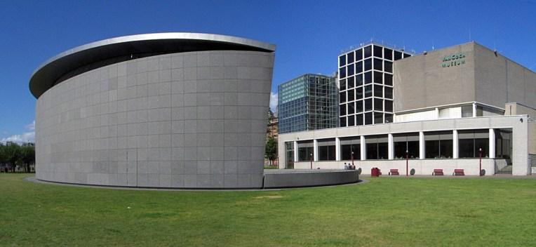Museo Van Gogh, Ala de exposiciones, Museumplein