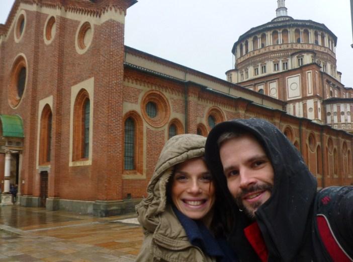 Santa Maria delle Grazie - Exterior
