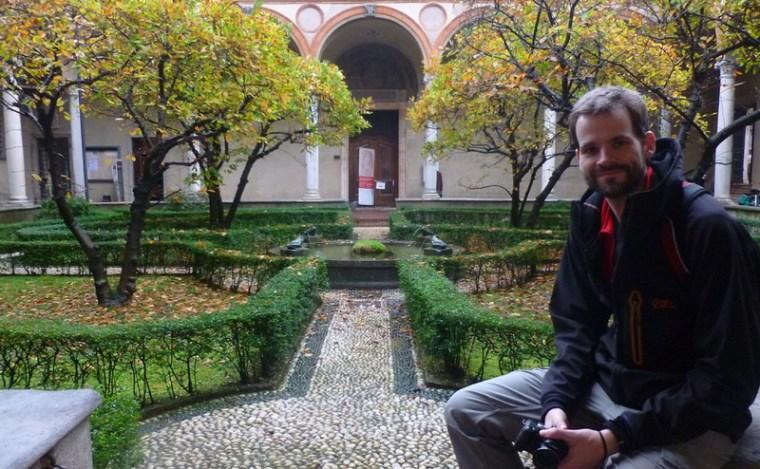 Santa Maria delle Grazie - Claustro