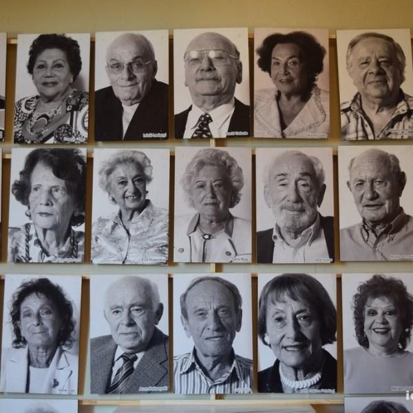 Fotos de algunos de los sobrevivientes