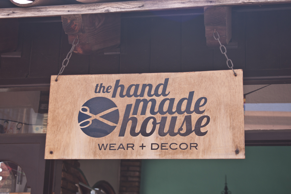 The Handmade House