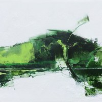 Soothing Abstract Landscapes by Greg Hargreaves
