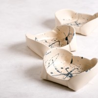 One of a Kind Ceramic Pieces by Free Folding