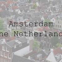 City Explorer: Amsterdam