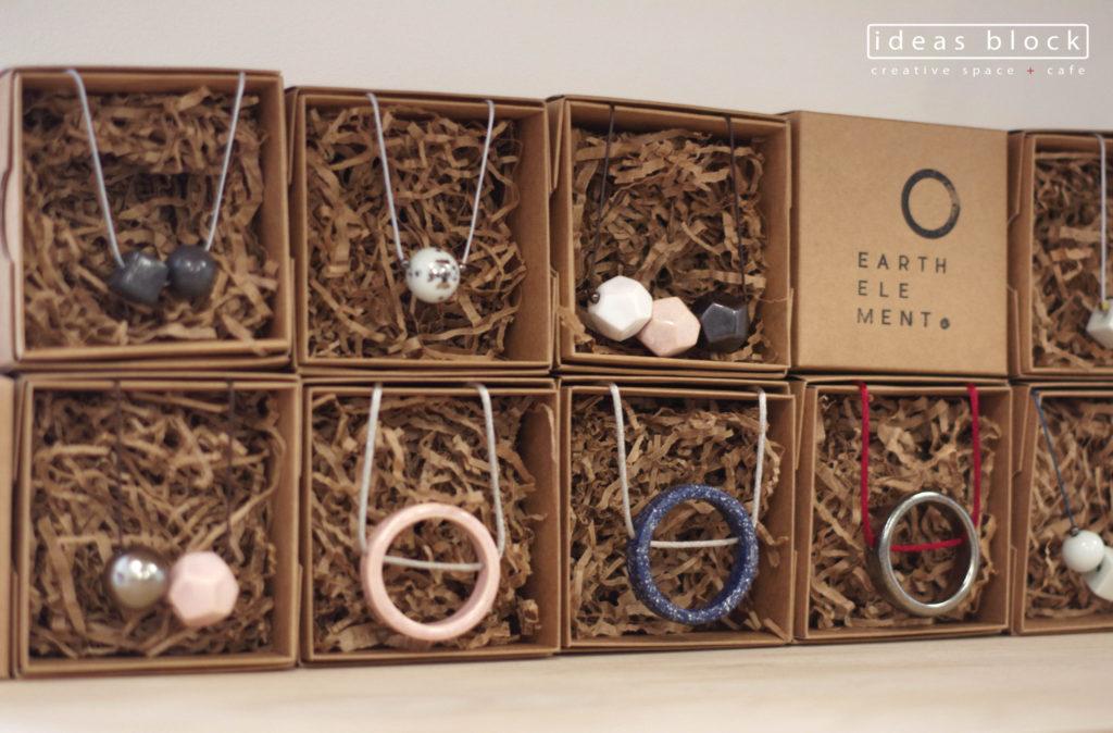 earth element jewellery