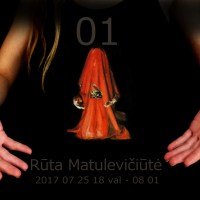 01 – Art Show by Rūta Matulevičiūtė, 25th of July, 18.00