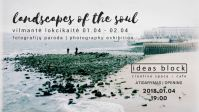 Landscapes of the Soul - Exhibition Opening by Vilmantė Lokcikaitė, 4th of January, 19.00
