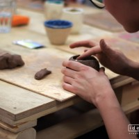 Ceramics Workshop with Ubi Keramika, 10th of October, 19.00