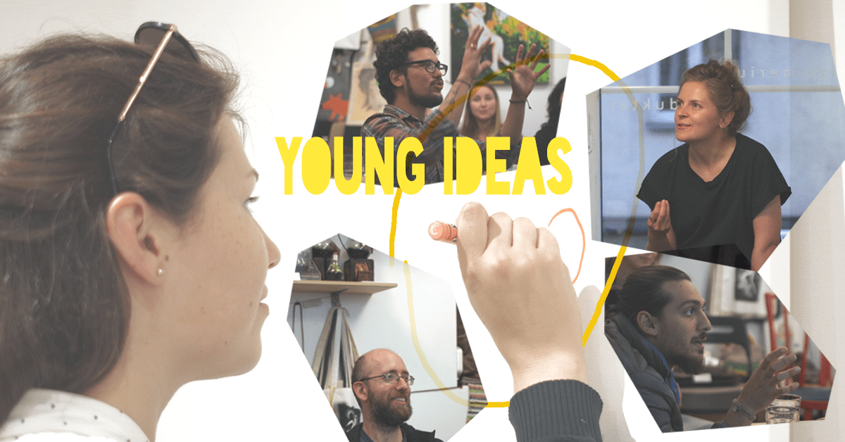 Young Ideas - Inside the Creative Mind