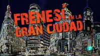 "Documentary Cycle - ""Frenesí en la gran ciudad"", 16th of February, 17.00"