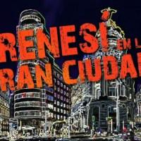 """Documentary Cycle – """"Frenesí en la gran ciudad"""", 16th of February, 17.00"""
