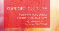 Support Culture!