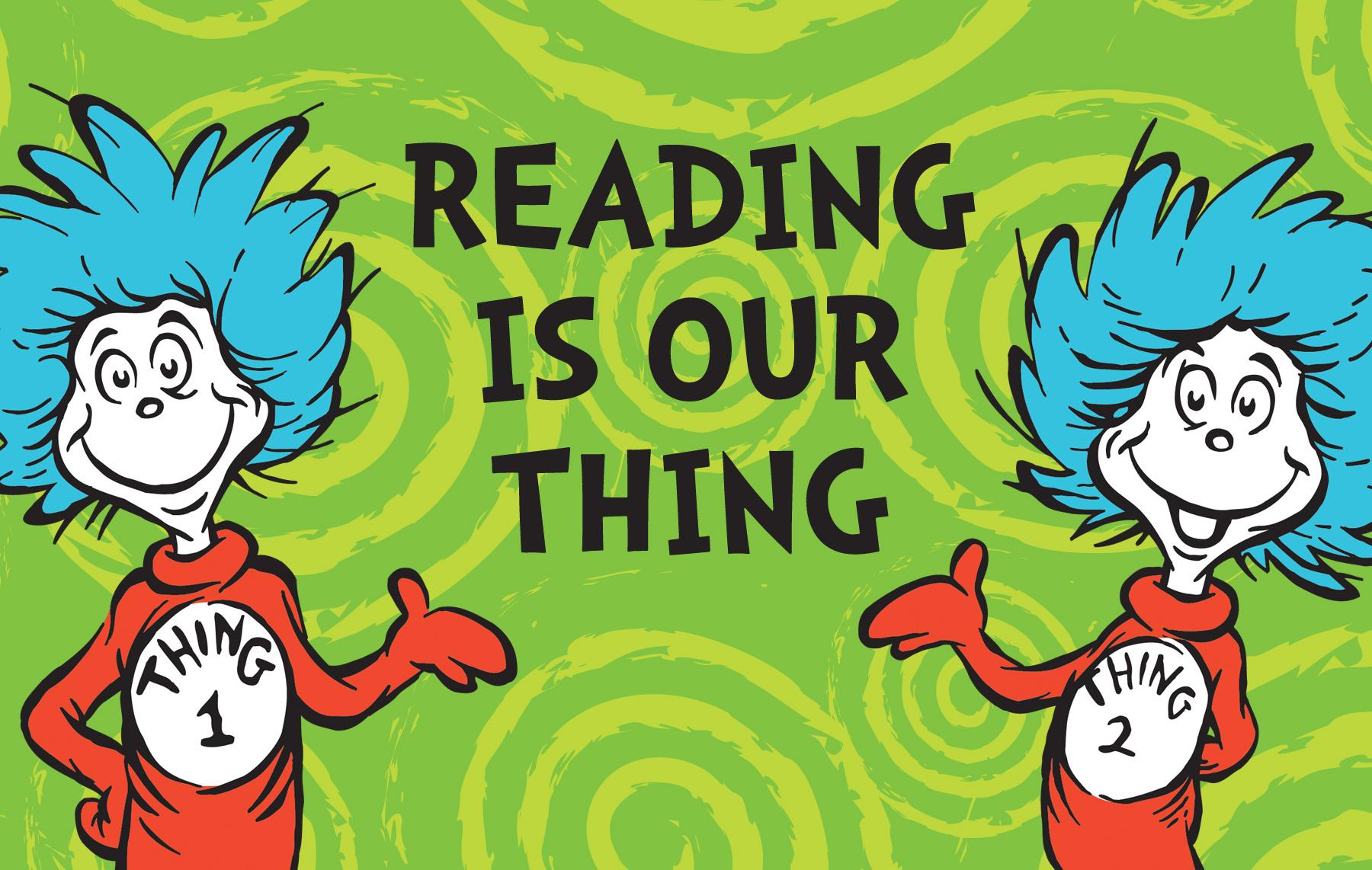 Dr. Seuss Reading Program Activity Guide