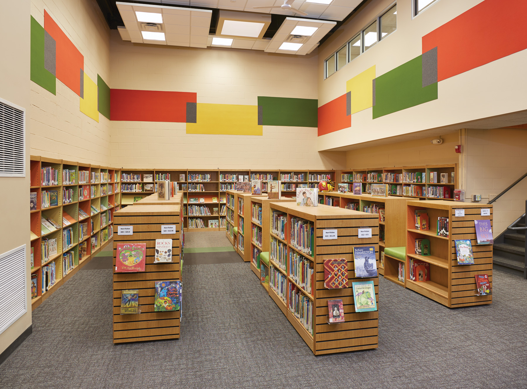 Library Decorating Ideas