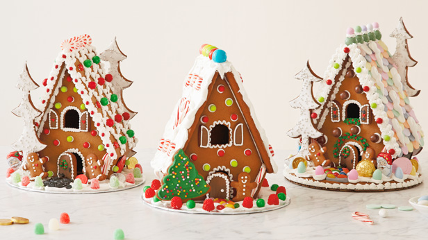 How To Make A Gingerbread House Hallmark