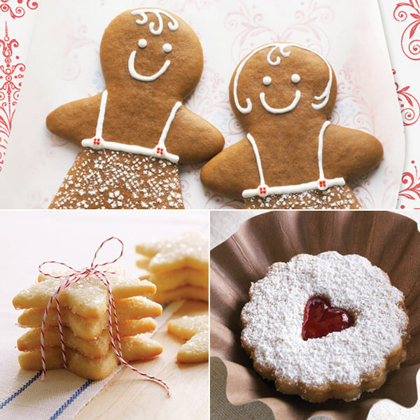 Christmas Cookie Recipes Hallmark Ideas Amp Inspiration