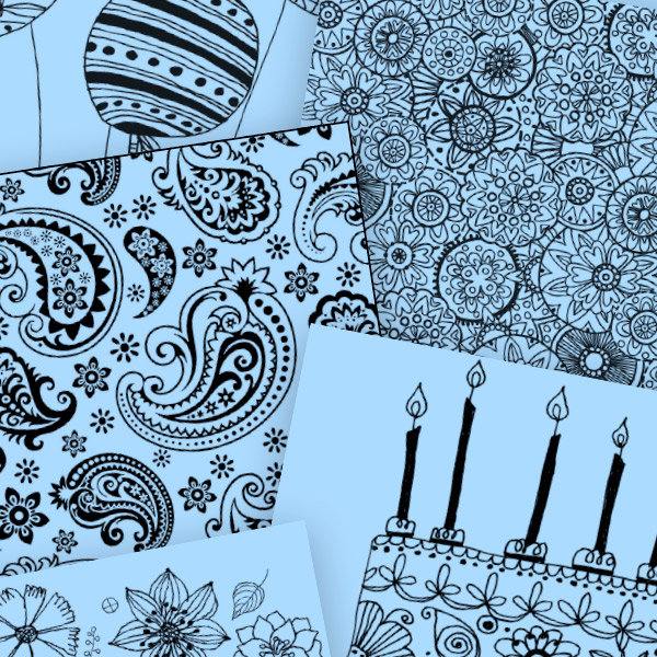 free detailed coloring pages # 30