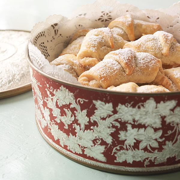 Kipfel Crescent Cookie Recipe Hallmark Ideas Amp Inspiration