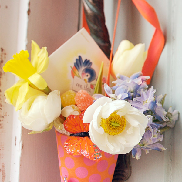 DIY May Day Baskets Hallmark Ideas Amp Inspiration
