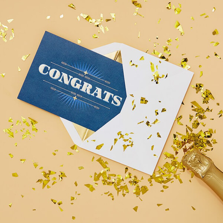 Congratulations Messages: What to Write in a Congratulations Card |  Hallmark Ideas & Inspiration