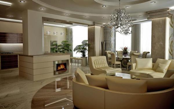 Квартира, ул.Фр.бульвар, Одесса | Идеи ремонта