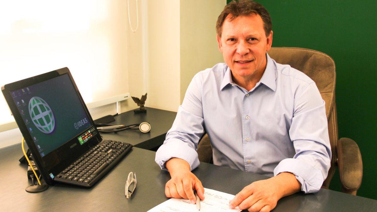 Dr Roberto Benedetti - Presidente IDEAS
