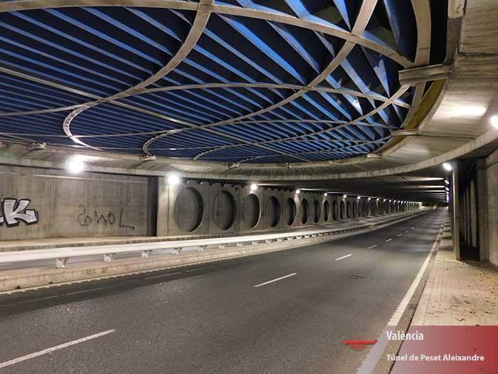 túnel Peset Aleixandre