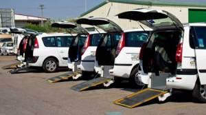 transporte adaptado