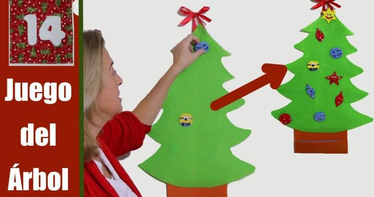 Juego de árbol de Navidad