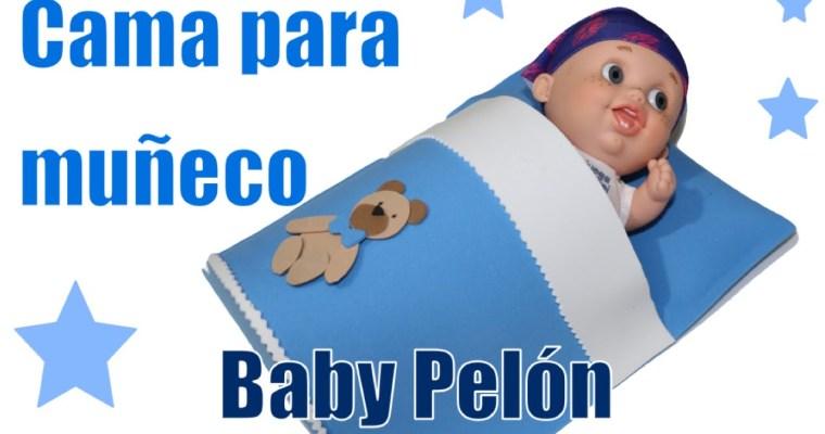 Juguetes caseros para muñecas Baby Pelones de Juegaterapia