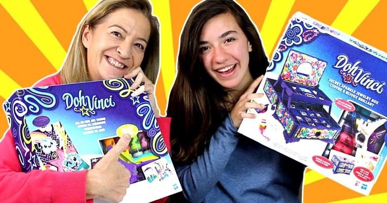 Juguete DohVinci: juguete creativo y educativo