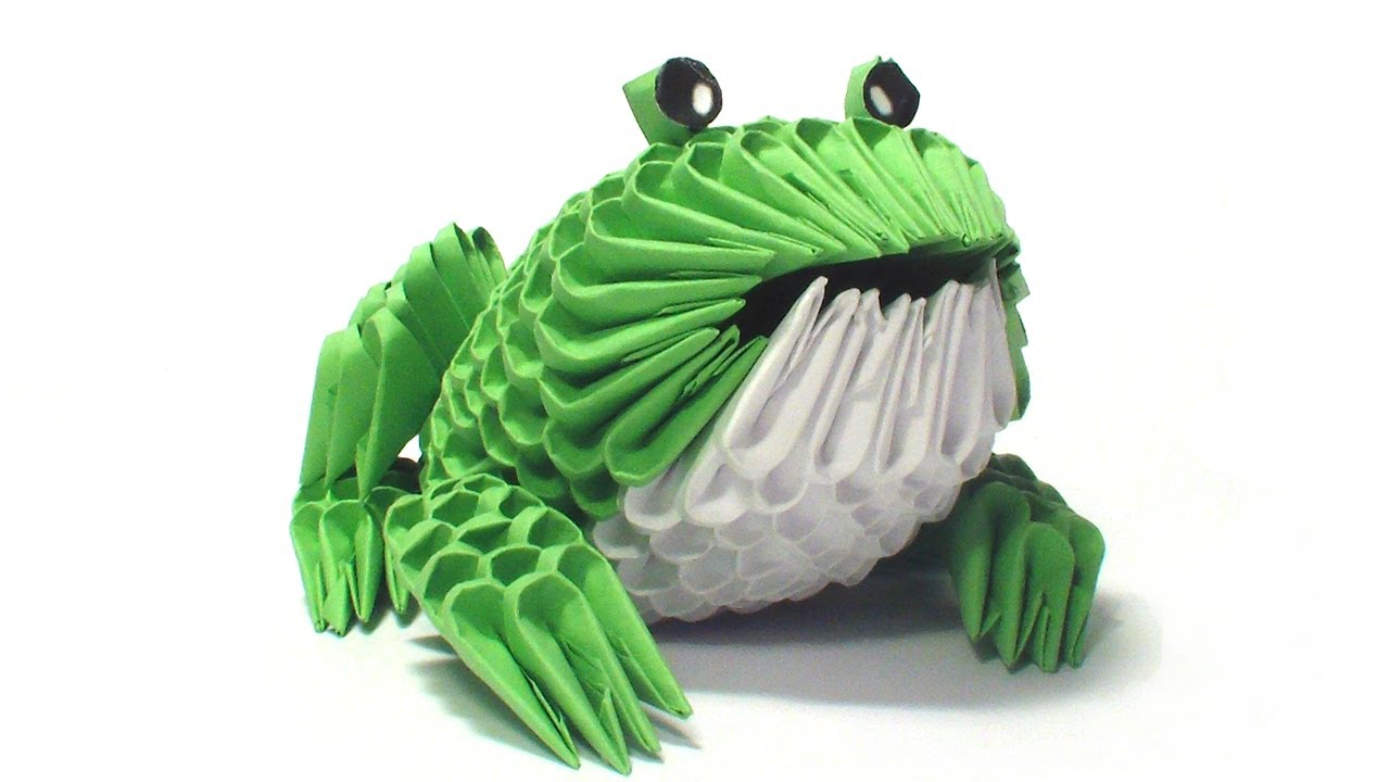 Easy Origami Frog Instructions Amp Tutorials