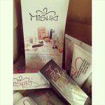 Cosmética orgánica-natural Mishki