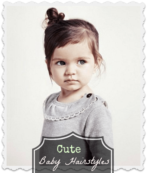7 Cute Baby Hairstyles Baby Room Ideas
