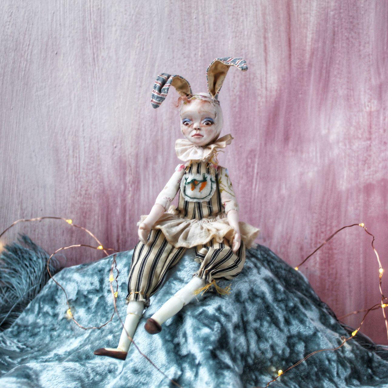 Alison Jackson Art Doll