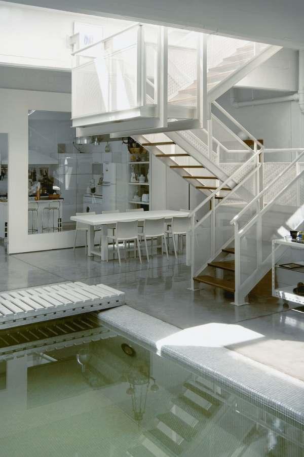 casa estilo loft moderno y original