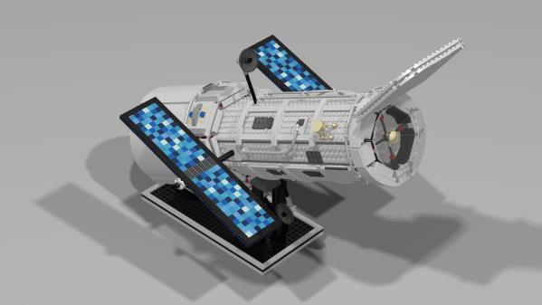 LEGO IDEAS Product Ideas THE HUBBLE SPACE TELESCOPE