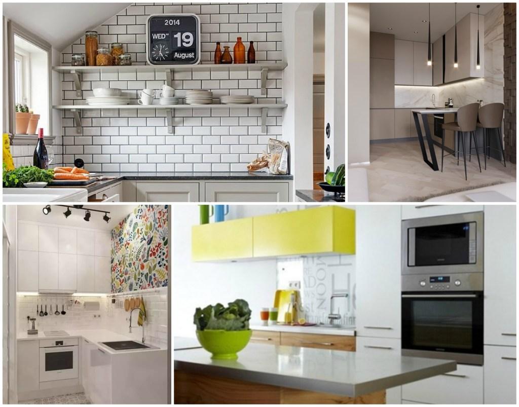 ▷ 12 Ideas para que tu cocina pequeña se vea más grande