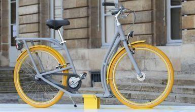 Ideal City Bike