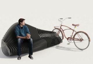 Parametric Bike Stand